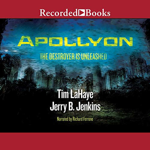 Apollyon audiobook cover art