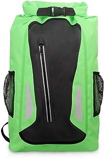 Outdoor Waterproof Backpack, Reflective waterproof bag, Multifunctional Travel Laptop Backpack fit Business Trip
