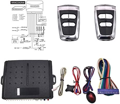YIWMHE Car Alarm System 13P Auto Remote Loc Central Door Many popular brands Max 53% OFF Kit