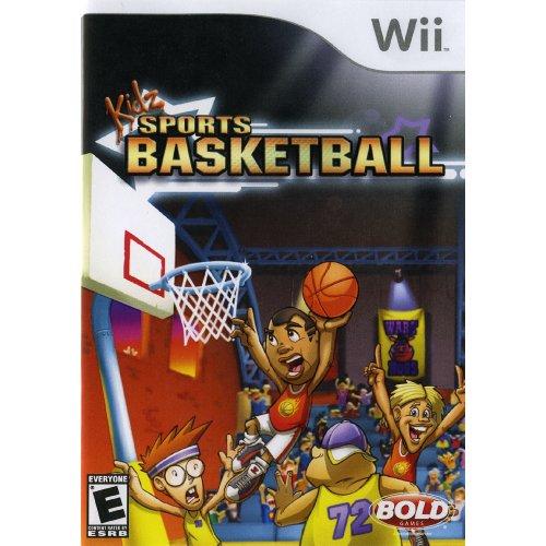 Kidz Sports [Alternative dealer] Basketball - Wii Nintendo Credence