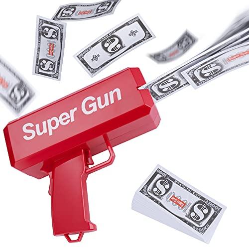Cash Money Gun Super Gun Spray Gun …