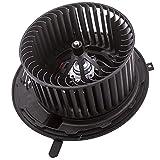 MGGRP Soplador de Resistor para BMW 1er E81 E82 E87 E88 3er E90 E91 E92 E93 X1 E84 X3 F25 Z4 E89,Ventilador Interior de Resistencia del Motor, Calentador Calefacción de Aire Acondicionado