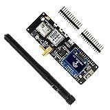 TTGO Meshtastic T-Beam V1.1 ESP32 915Mhz WiFi Bluetooth ESP32 GPS NEO-6M SMA 18650 Battery Holder with OLED (915MHZ OLED)