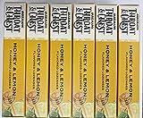JAKEMANS Throat & Chest Honey & Lemon Flavored LOZENGES (6 x 24) Menthol Cough Suppressant Oral Anesthetic for Cough & Sore throats