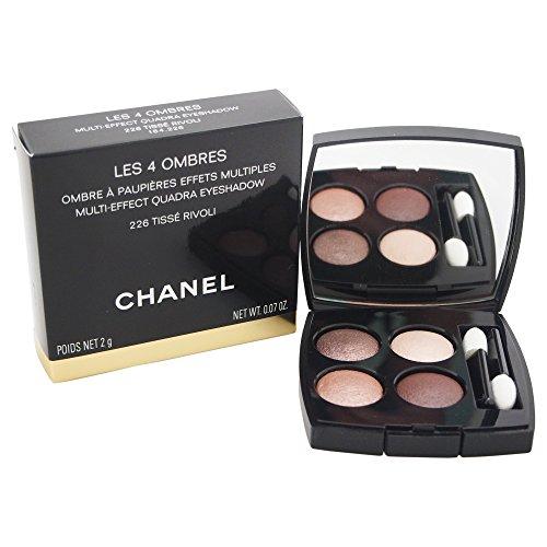 Chanel les 4 Ombres 226 - tissé rivoli 2 g - Damen, 1er Pack (1 x 1 Stück)