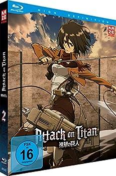 Attack on Titan - Blu-ray 2