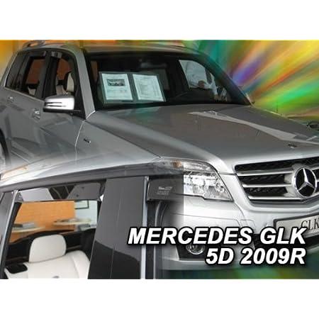 Heko Z905685 Windabweiser Regenabweiser Für Glk X204 X 204 08 Für Vorne Und Hinten Auto