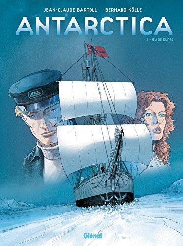 Antarctica - Tome 01