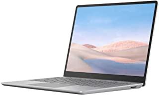 "Microsoft Surface laptop Go 12.4"" 10th Gen Intel Quad Core i5 1035G1, 16GB Ram, 256GB SSD, Intel UHD Graphics, Windows 10 ..."