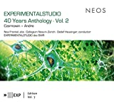 Experimentalstudio 40 Years Anthology Vol 2 by Collegium Novum Z??rich; Experimentalstudio Des SWR