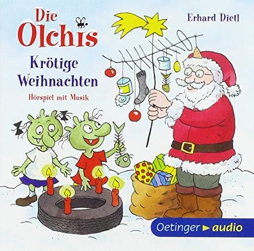 Die Olchis Krötige Weihnachten: Hörspiel mit Musik