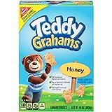 Teddy Graham Graham Snacks _Honey 10oz テディグラハム グラハムスナックス ハニー味 283g [並行輸入品]