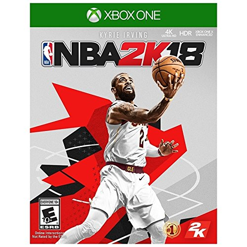 NBA 2K18 Early Tip-Off Edition for Xbox One rated RP - Rating Pending