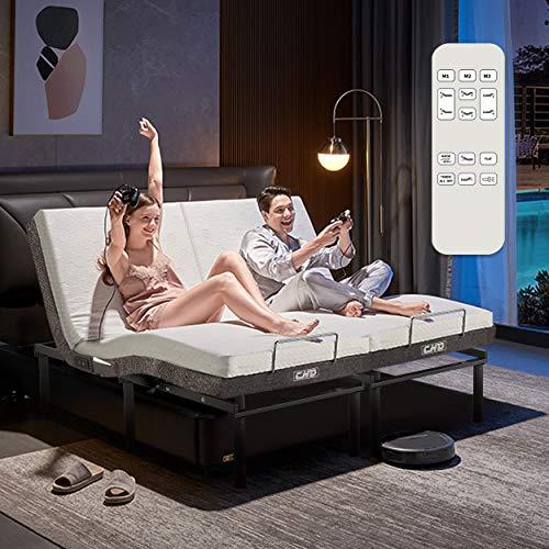 Best Adjustable Beds for Seniors - CHD Adjustable Bed