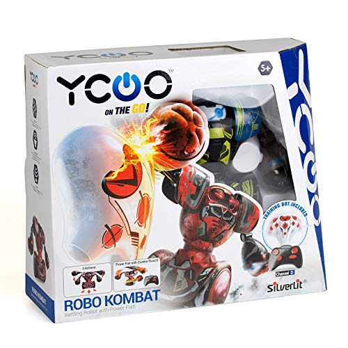 Ycoo Robo Kombat Pack Basic Giocattolo (Concentra 120638)