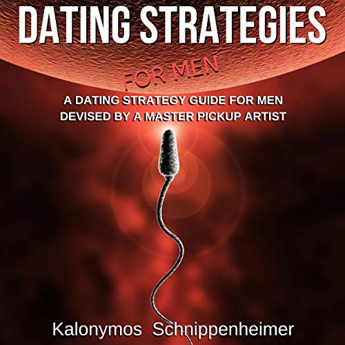 『Dating Strategies for Men』のカバーアート