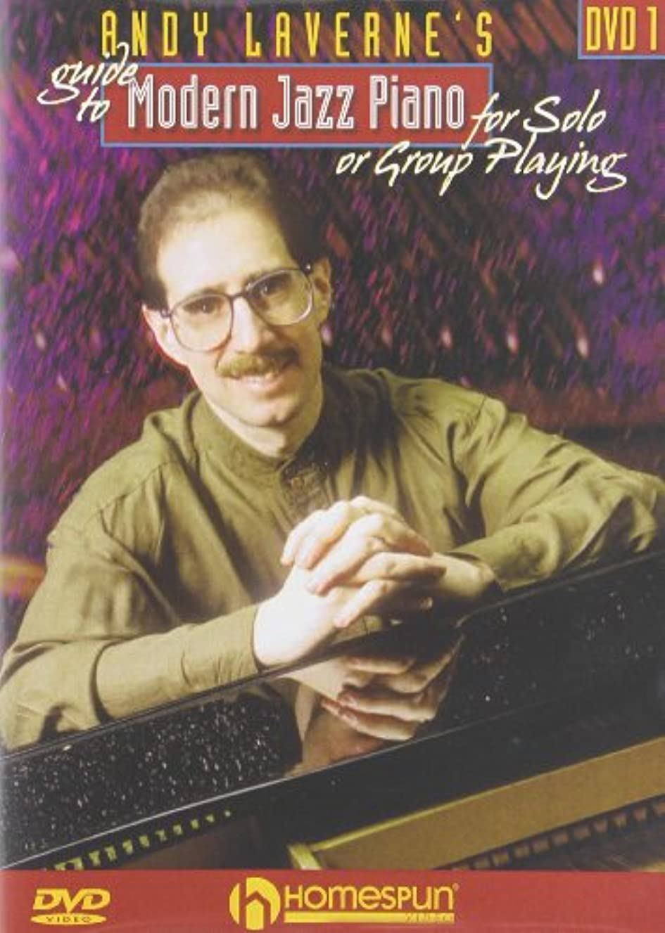 Andy LaVerne's Guide To Modern Jazz Piano-For Solo or Group Playing #1