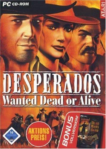 Twinpack: Desperados + Dead Man's Hand