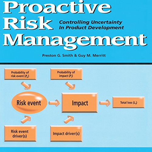 Proactive Risk Management audiobook cover art