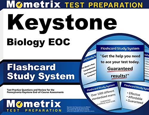 Keystone Biology Eoc Flashcard Study System Keystone Eoc Test Practice Questions Exam Review For The Pennsylvania