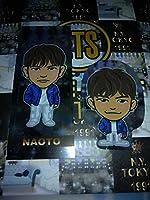 三代目 J SOUL BROTHERS NAOTO ステッカー 10th ANNIVERSARY ver. 千社札 トラステ EXILE TRIBE 3JSB