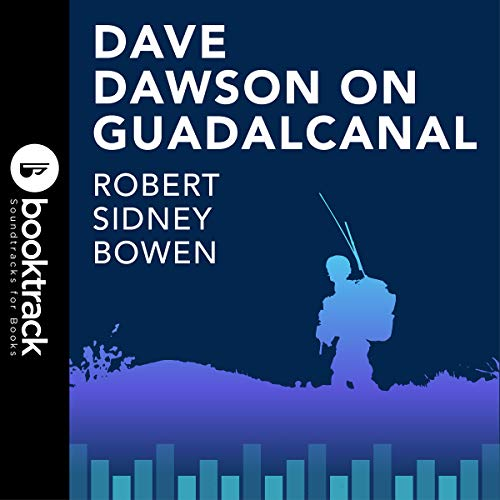 Dave Dawson on Guadalcanal cover art