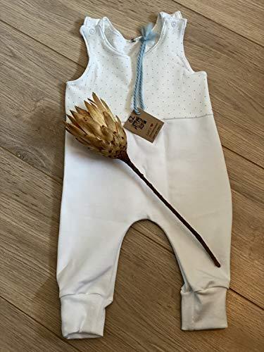 Taufe Taufkleidung Strampler Größe 62 Baby Handmade Kind Einteiler
