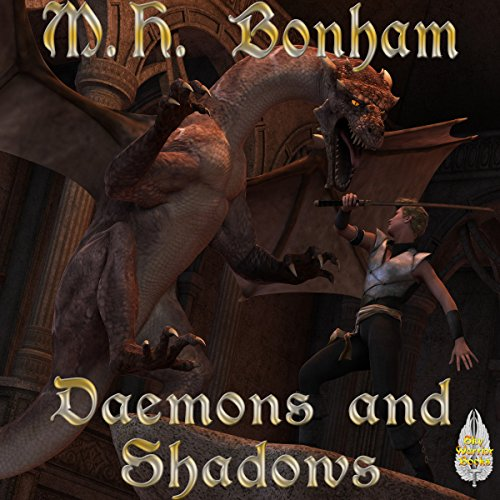 Demons and Shadows cover art
