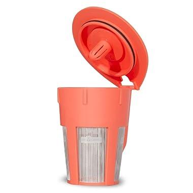 Perfect Pod ECO-Carafe Reusable Filter Coffee Pod Capsule for Keurig 2.0 K-Carafe Coffee Maker