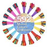 Water Balloons for Kids Girls Boys Balloons Set...