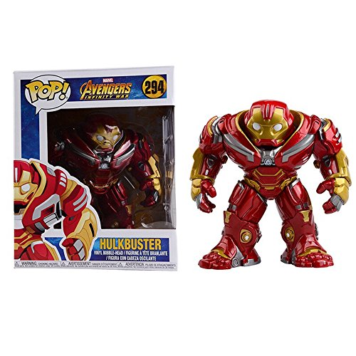 Funko 26898 Pop Marvel: Avengers Infinity War - Hulkbuster 6