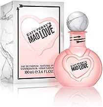 Katy Perry Mad Love Eau de Parfum Spray for Women, 3.4 Ounce