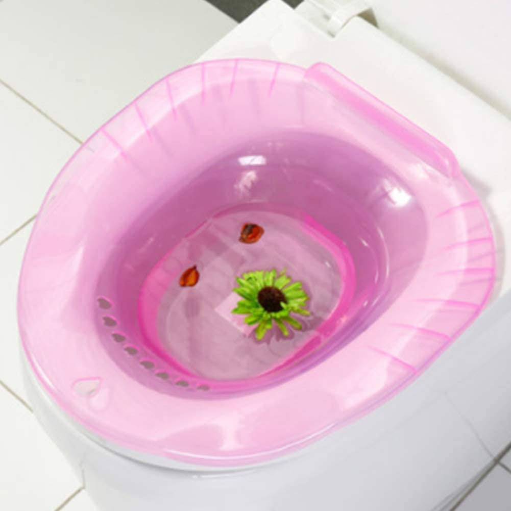 Sacramento Mall YAOBAO Sitz Bath Over-The-Toilet Flus Perineal with Department store Soaking