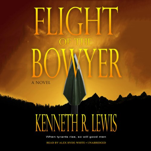 Flight of the Bowyer copertina