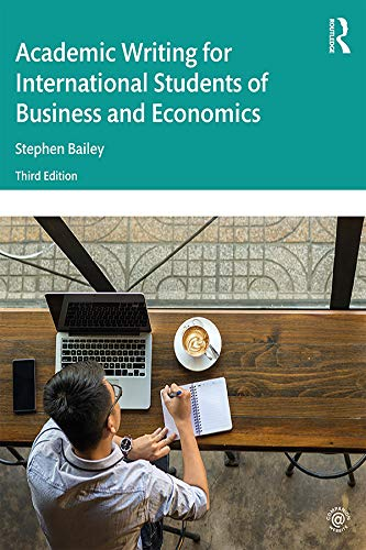 Academic Writing for International Students of Business and Economics (English Edition)