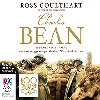 Charles Bean cover art