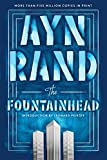 book cover for The Fountainhead