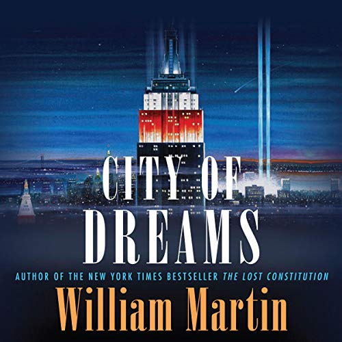 The City of Dreams cover art
