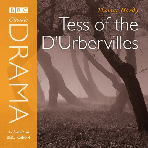 Tess of the d'Urbervilles  By  cover art
