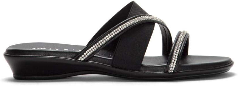 Italian shoesmakers Women's 4280V9 Black M