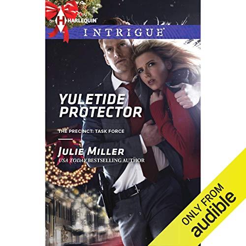 Yuletide Protector audiobook cover art