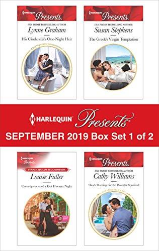 Harlequin Presents - September 2019 - Box Set 1 of 2 (English Edition)