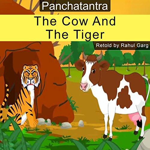 The Cow and the Tiger cover art