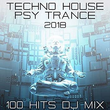 Techno House Psy Trance 2018 100 Hits DJ Mix