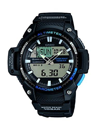 Casio Reloj con Movimiento Cuarzo SGW-450H-1AER