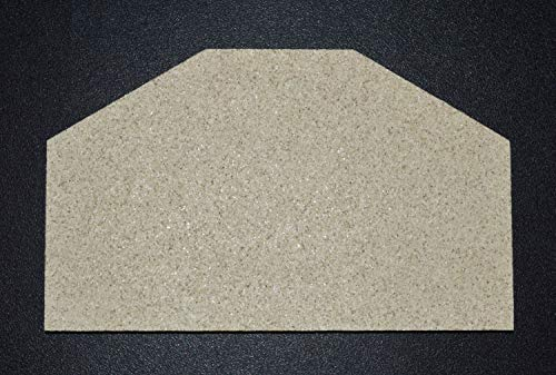Zugumlenkung hinten für Wamsler Metropolitan Kaminöfen - Vermiculite - Passgenaues Kaminofen Ersatzteil