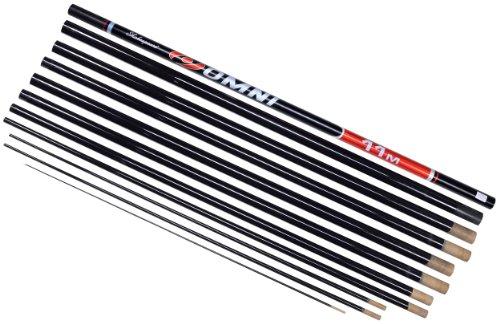SHAKESPEARE Omni Pole Plus T3 Kit - Black, 11m