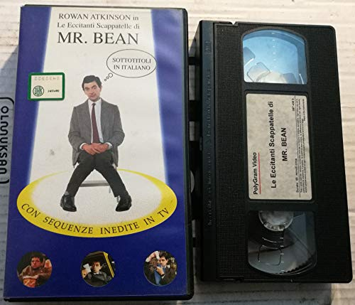 LE ECCITANTI SCAPPATELLE DI MR. BEAN (INEDITO IN DVD)