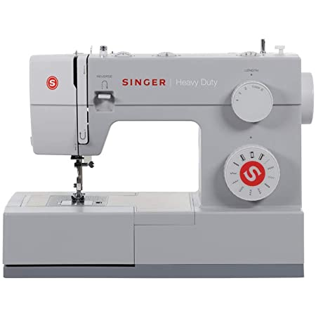 Including 9 Presser Feet Twin Needle and Case SINGER Heavy Duty 4411 Sewing Machine with Accessory Kit