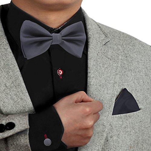 mantel gris navidad fabricante Dan Smith
